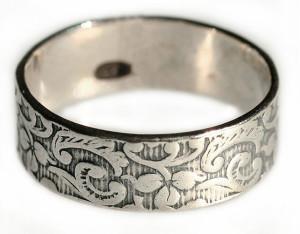 Проверка подлинности серебра в изделии