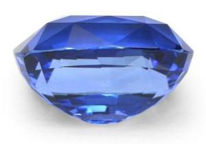 васильково-синий сапфир 10,53 карата, Бирма