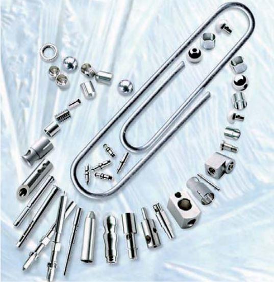 Платиновые компоненты медицинских инструментов