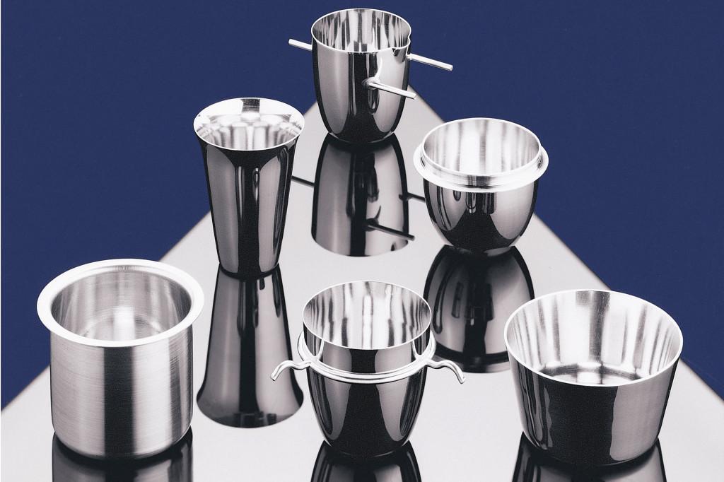 Платиновая лабораторная посуда