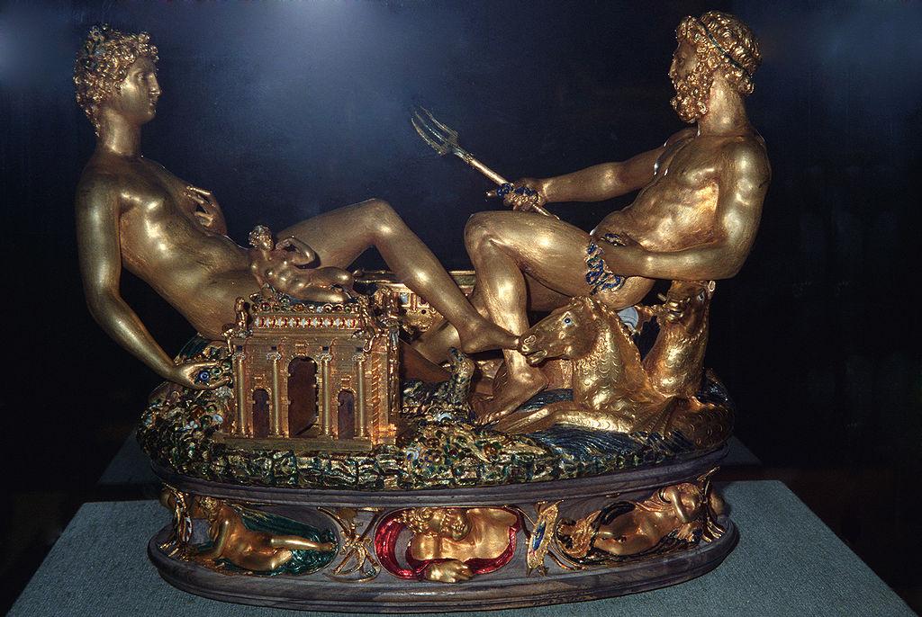 Челлини.Сальера. 1540-1543 г