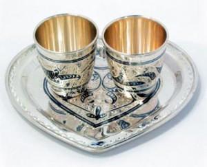 сувенир свадебный набор Кубачи