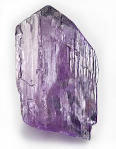 Сподумен - кристалл кунцита