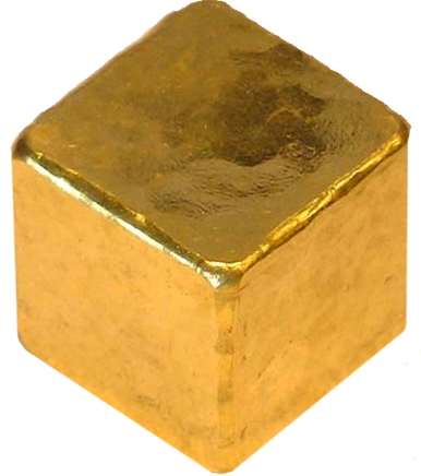 Кубик золота