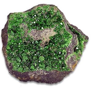 уваровит-mineralauctions.com