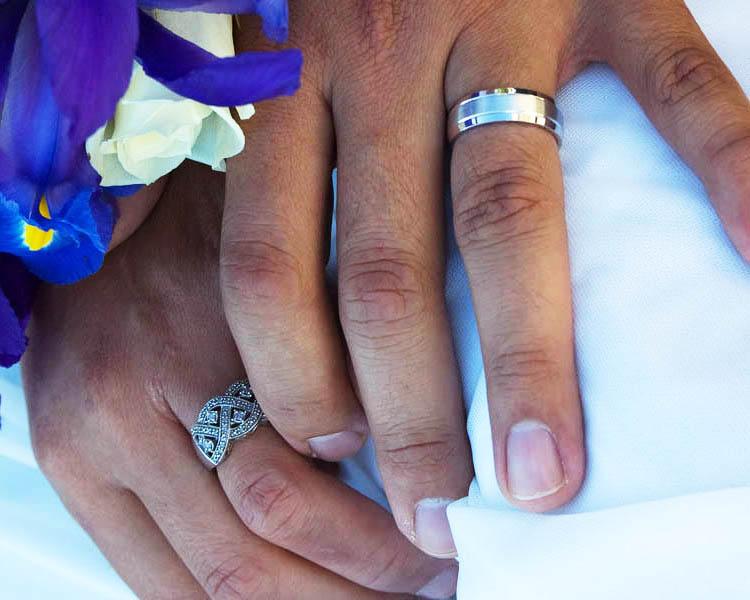 Свадебные кольца - какое обручальное кольцо выбрать    Ювелирум 2cf542629cb