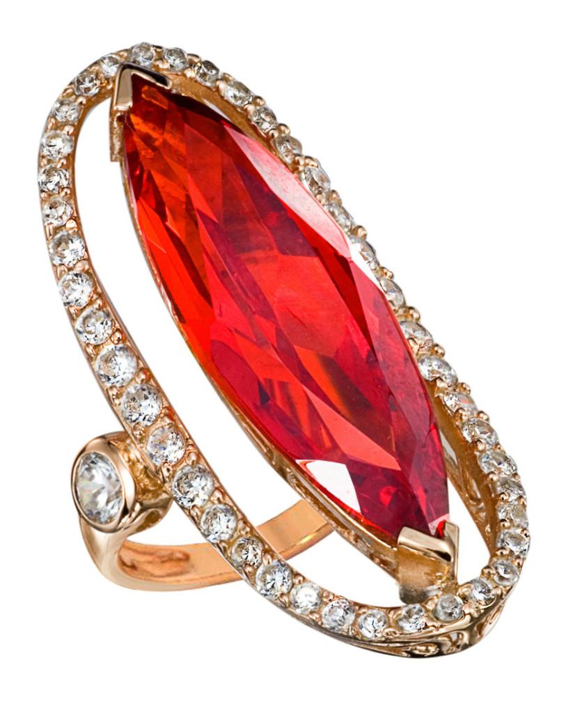 Коктейльное кольцо