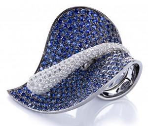 паве из бриллиантов