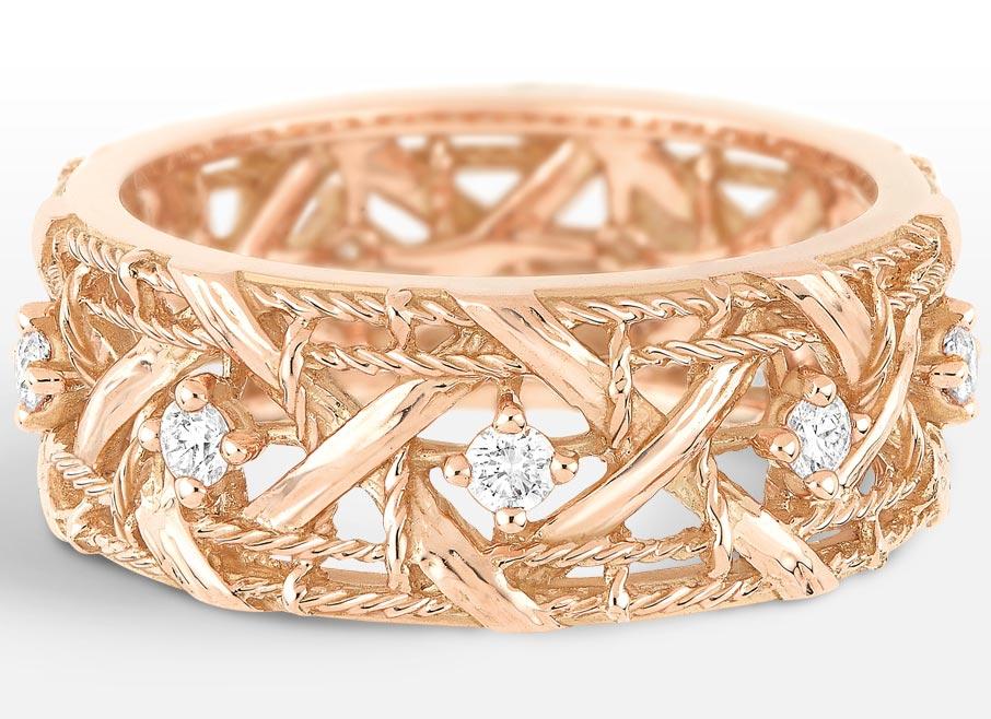 обручальные кольца с камушками