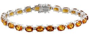Браслет с коробчатой застёжкой и защелками безопасности - okajewelry.com