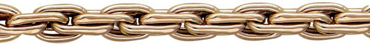 Кордовое плетение цепи_myjewelrybox.ru