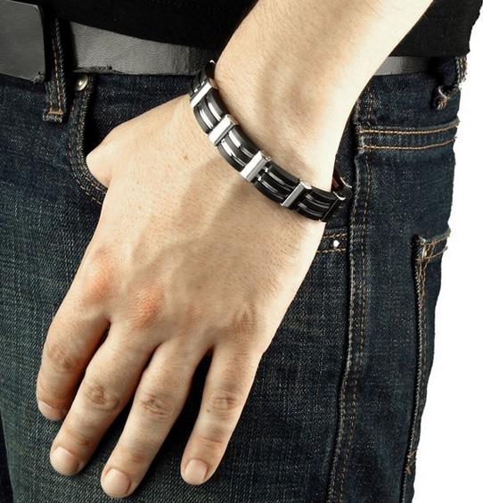 Мужские браслеты Браслеты на руку мужские, мужские серебряные браслеты, купить мужской