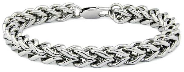 Серебряные браслеты мужские воронеж