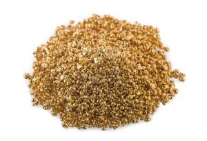 Золото в гранулах