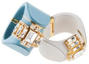 Prada - браслеты 2014 - фото glamofon.ru