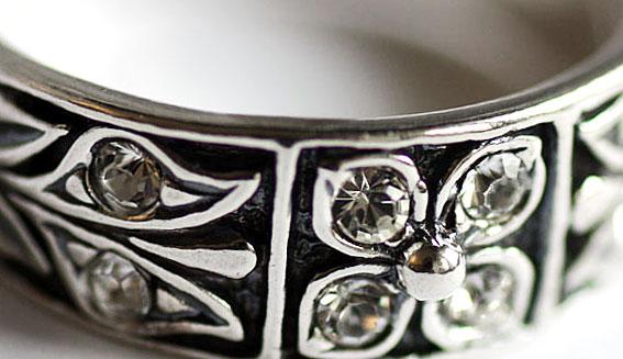 Чернение серебро в домашних условиях