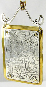 Травление-орнамента-кислотой-на-серебре---jewelrymakingjournal.com