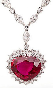 Колье-Heart-of-the-Kingdom-Ruby-krasfun.ru