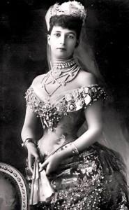 Королева-Александра-в-колье-чокере---фото-f11.ifotki.info