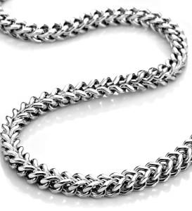 Мужская-цепочка-из-стали---ilikenecklaces.com