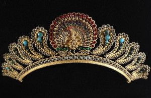 19th-century-frontlet-or-tiara---Birmingham-Museum-and-Art-Gallery