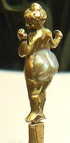 Барочная-жемчужина-в-статуэтке-Франция-18-век---coalajane.livejournal.com