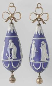 Серьги с мифологическими фигурами -1770-1790 - rijksmuseum.nl