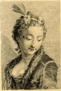 Эгрета-в-волосах-женщины----France-c-1725-1800-British-Museum---pippatreevintage.com