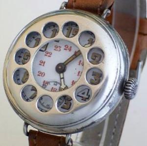 Самые первые часы наручные купить часы широким ремешком