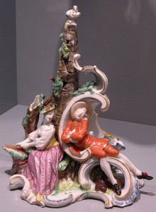 Фарфоровая статуэтка эпохи рококо-1760---en.wikipedia.org