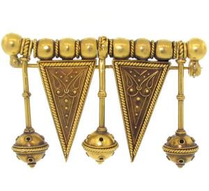 Подвеска-брошь-в-стиле-этрусков,-1860---beladora.com