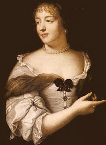 Портрет-мадам-де-Севинье-Лефевр-1665---liveinternet.ruusersdinka-irinka