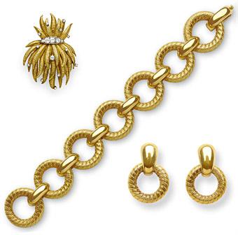 Дутое золото бывает разным: в продаже можно найти как качественный металл, так и низкопробный, с низким процентом