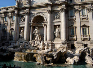 Trevi-Fountain-РИм-стиль-барокко---ontarioarchitecture.com