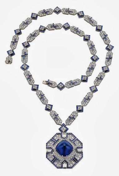 Колье Bvlgari -jewellerymag.ru