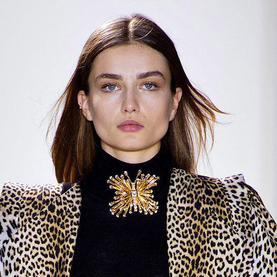 Модные броши осень-зима 2018-2019