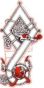 Кельтский орнамент ромб - aquavitae.narod.ru