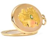 Медальон-в-стиле-АрНуво-с-поэтическим-посланием-внутри---1910-georgianjewelry.com