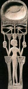 Мелкая-пластика-Древнего-Египта - туалетная ложечка---humus.livejournal.com