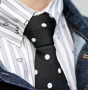 Мужская брошь для галстука-Dior-осень-зима-2014-2015---mens-look.ru