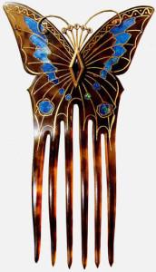 Гребень работы Альфонс-Муха-и-Жорж-Фуке---fashionblog.com.ua