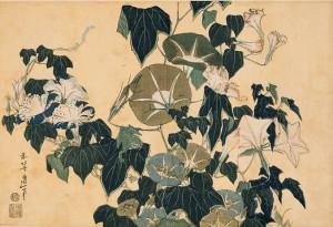 VolubilismandPippin---Katsushika-Hokusai---WikiArt.org