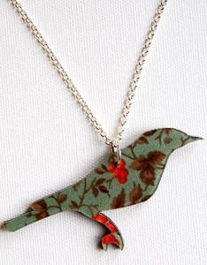 Кулон-птичка---greenbeautyandstyleslices.com