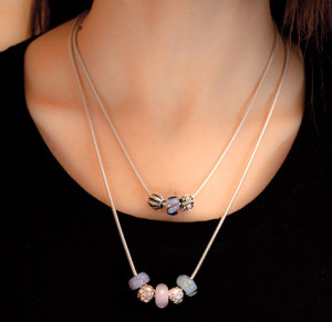 Колье Пандора - manolisjewelers.com