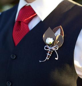 Мужская свадебная брошь---gaera.com