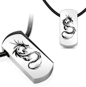 Парные подвески для влюбленных драконы - amazon.com.uk