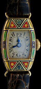 Часы-ар-деко-швейцарские---tademagallery.co.uk