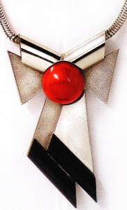 Немецкий вариант ар деко Jakob-Bengel-1933---pinterest.com