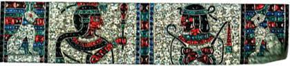Ван-Клиф-и-Арпел---браслет-с-египетскими-мотивами---архив-фирмы