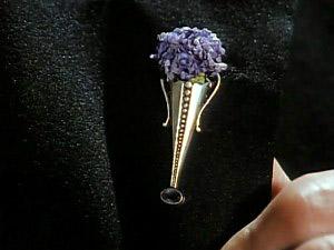 вазочка для бутоньерки-fashionstime.ru